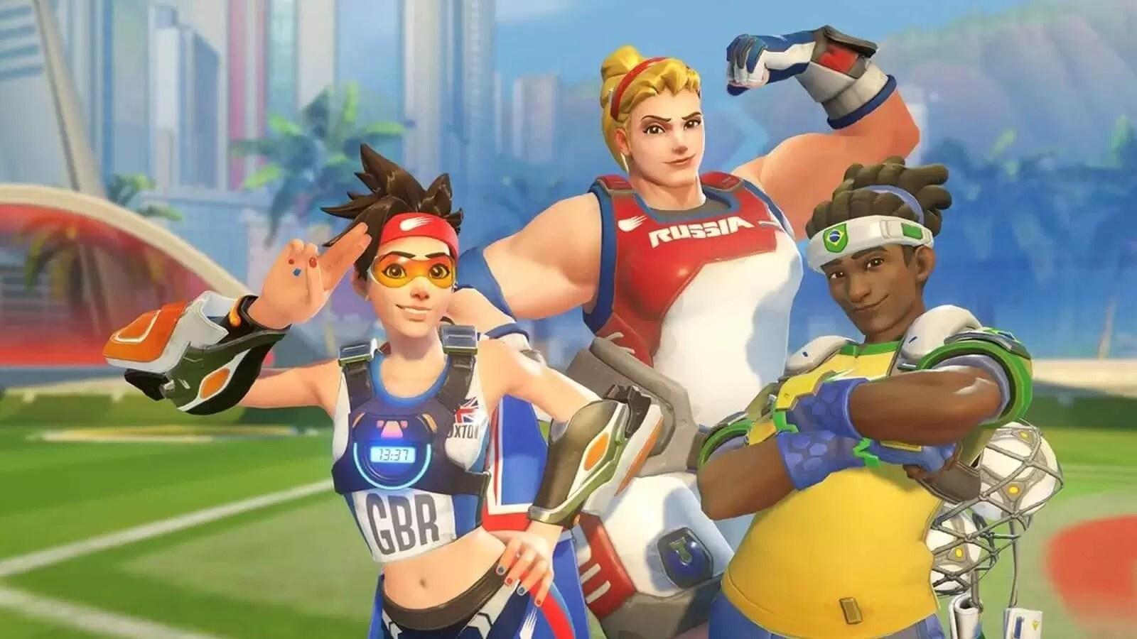 """Letnji """"sportski"""" Overwatch skinovi izgledaju sjajno!"""