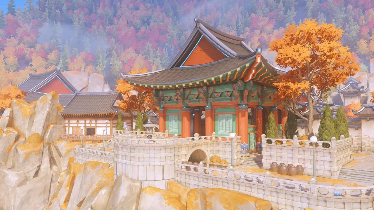 Busan je nova Control mapa u Overwatchu, D. Va je zvezda novog crtaća
