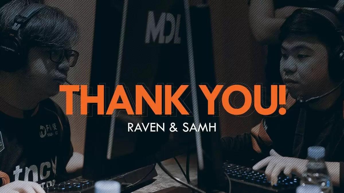 Raven i SamH napustili TNC Predator