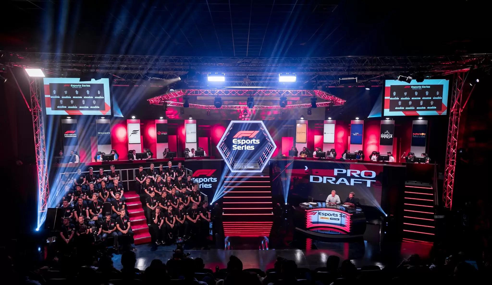 F1 Esports Pro Series počinje u oktobru