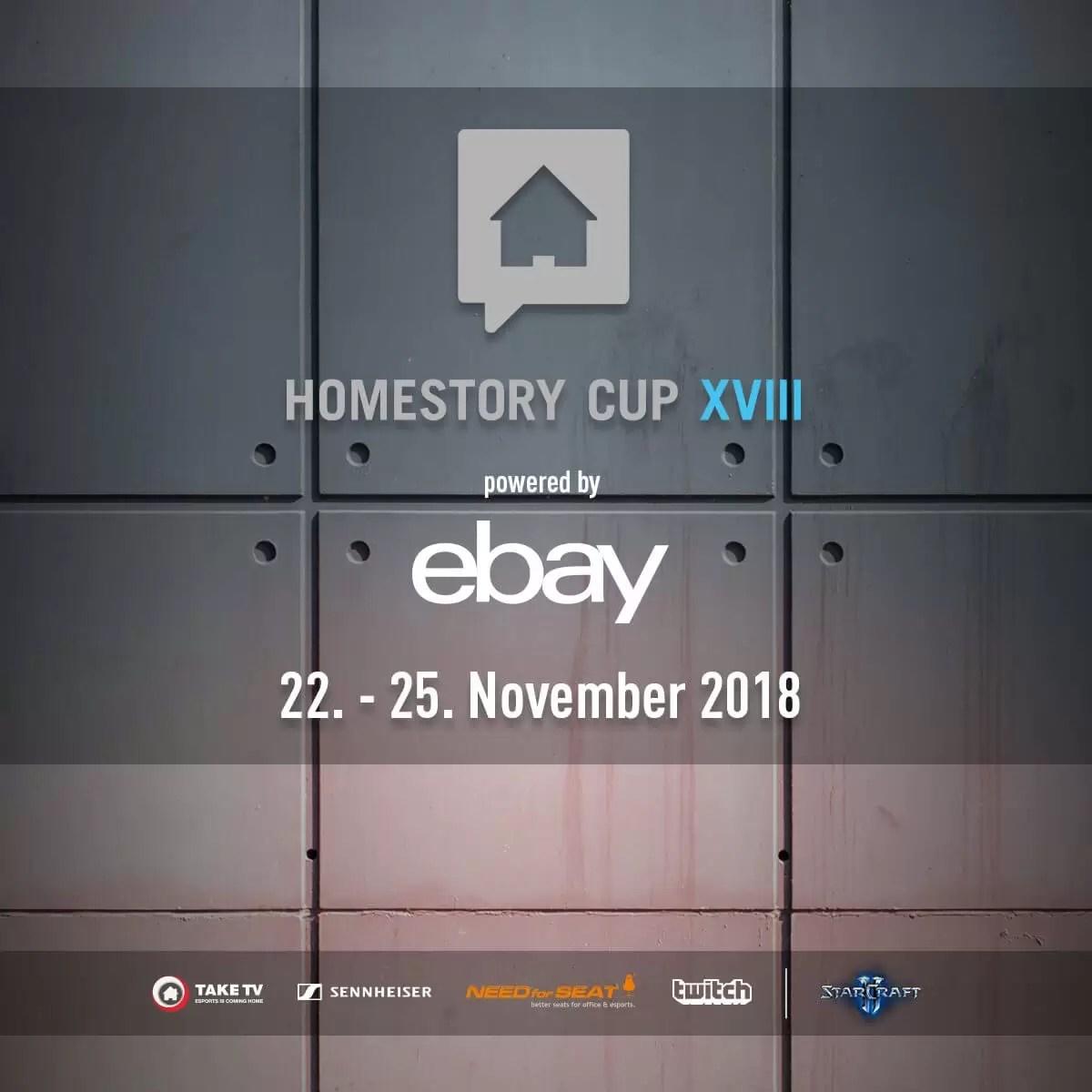 HomeStoryCup XVIII ima potvrđen datum i velikog novog sponzora – ebay!