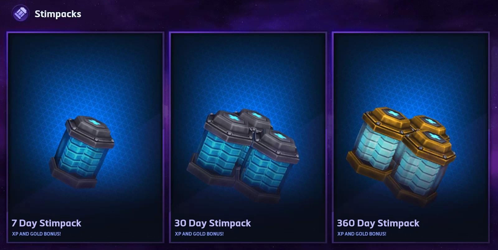 HotS: Dobili ste Stim Pack, ali ne želite da ga iskoritite odmah? Postoji način.