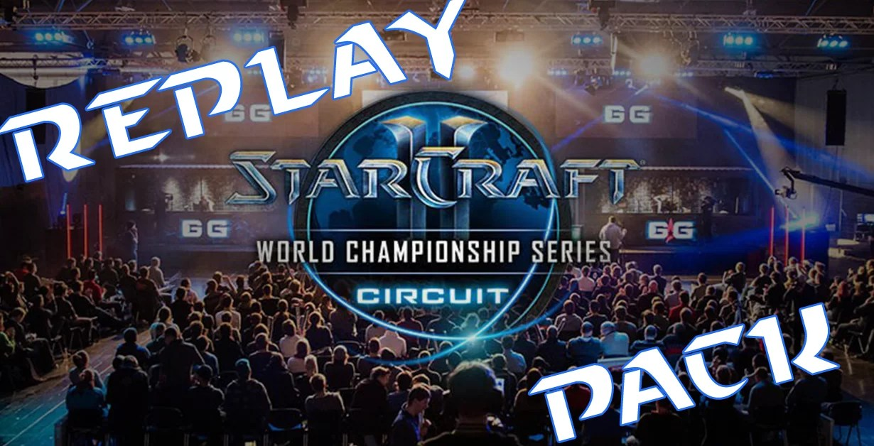 StarCraft 2: WCS Montreal 2018 replay pack