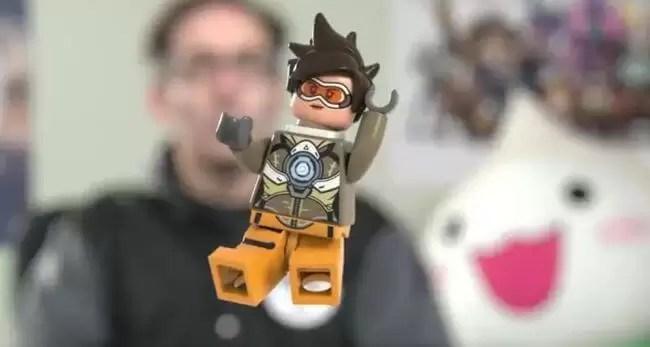 Overwatch dobija Lego kockice
