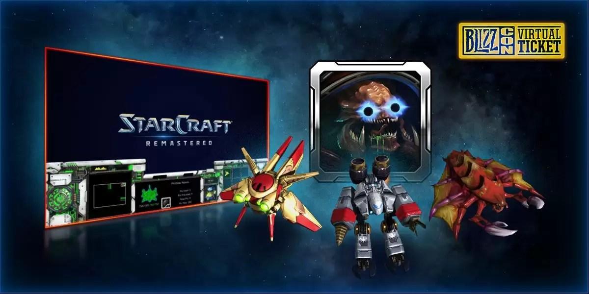 Otkriveno i šta StarCraft fanovi dobijaju uz Virtual Ticket