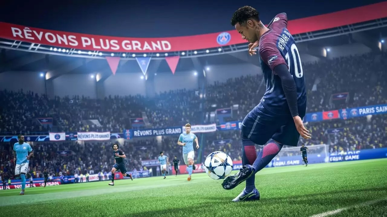 FIFA19 REVIEW