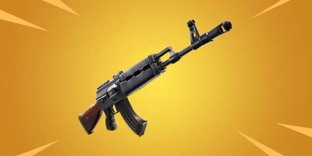 U Fortnite stiže oružje nalik na AK-47