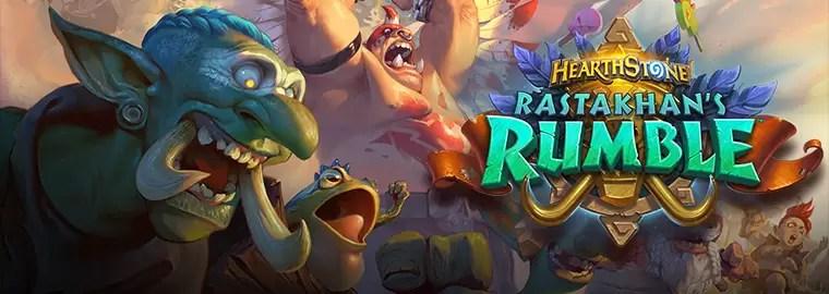 Hearthstone: Koje su najmanje igrane Rastakhan's Rumble karte?