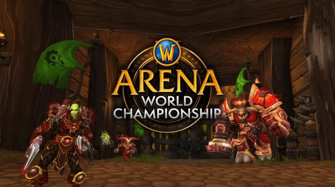 BlizzCon 2018 – WoW arena world championship