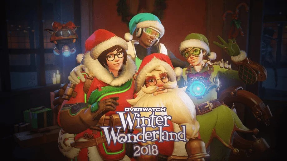 Vraća se Winter Wonderland u Overwatch