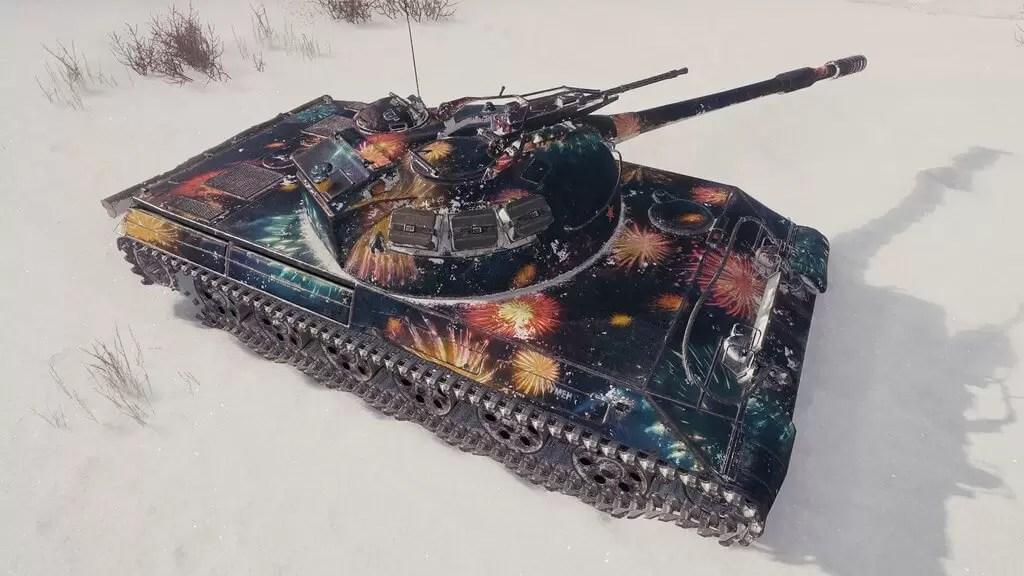 Zimska čarolija stigla i u World of Tanks