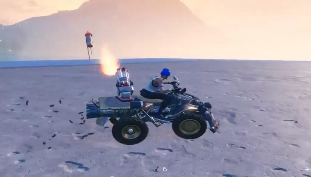 Fortnite – Bottle Rockets oružje možete staviti na vozila kako bi napravili ludilo na mapi