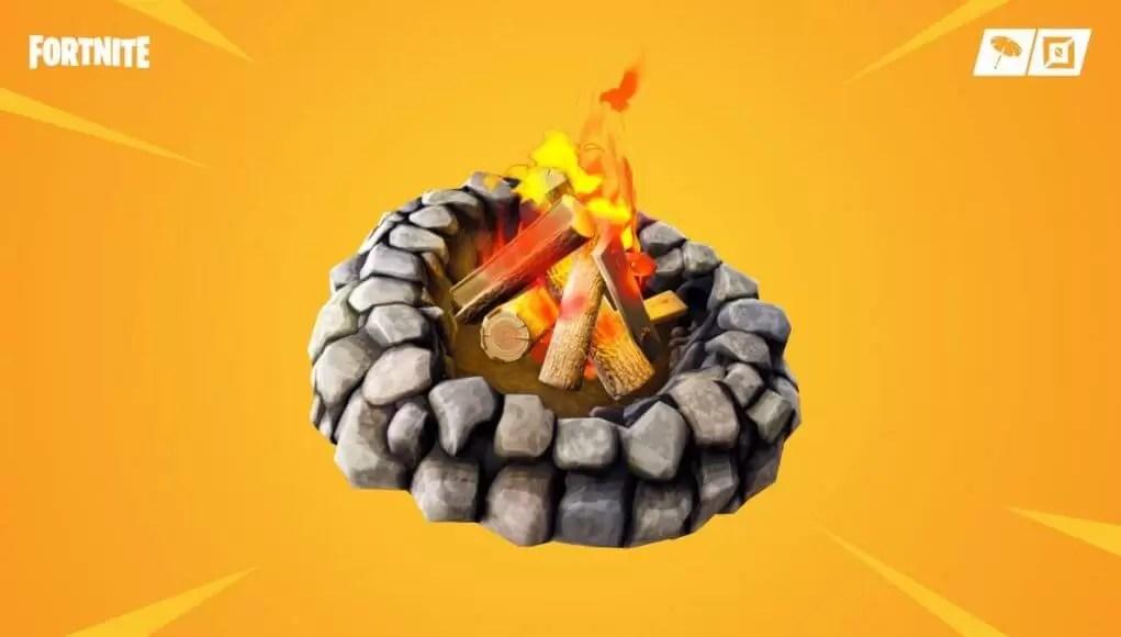 Fortnite – pogledajte sve lokacije na kojima možete naći logorsku vatru