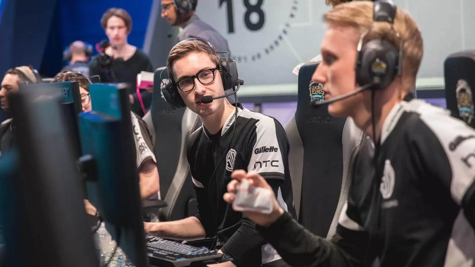TSM osniva amaterski League Of Legends tim