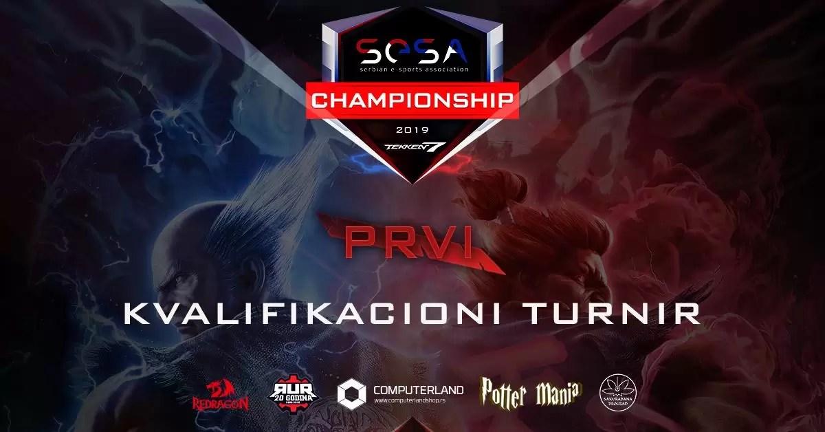 SESA Tekken 7 turnir