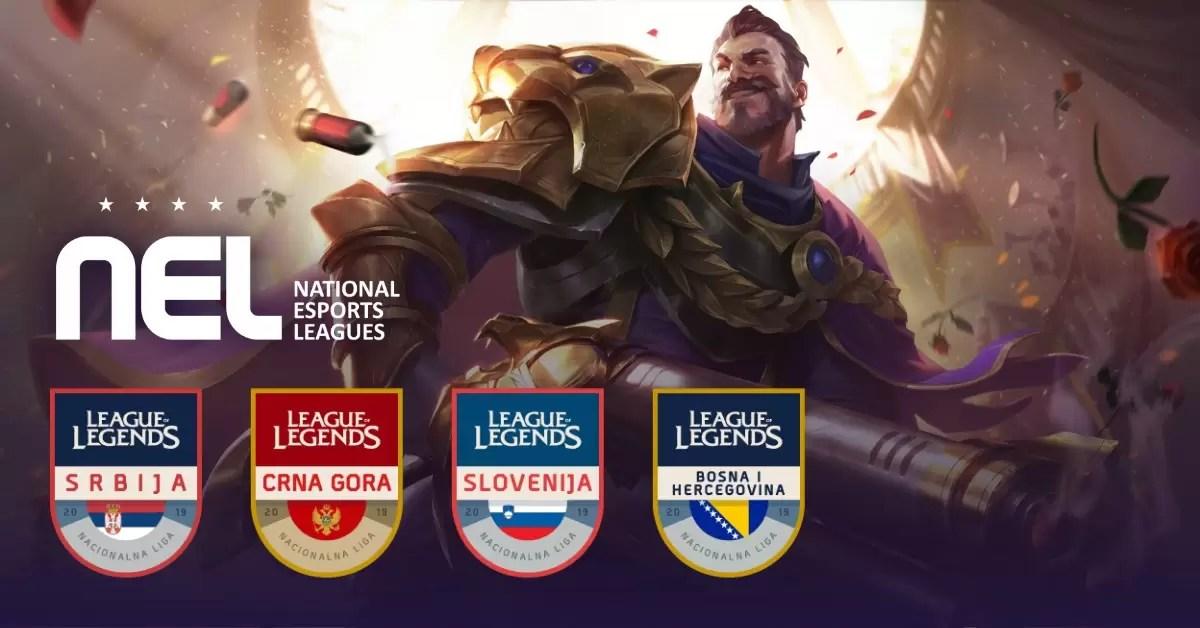 Počinje razvoj nacionalnih LoL esport liga na Balkanu