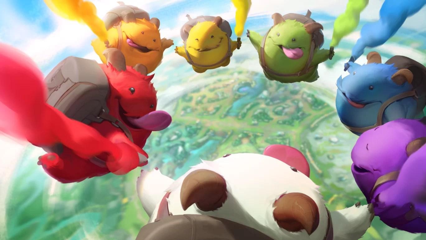 Riot vratio Rainbow Fluft ikonicu sa specijalnom animacijom u igri