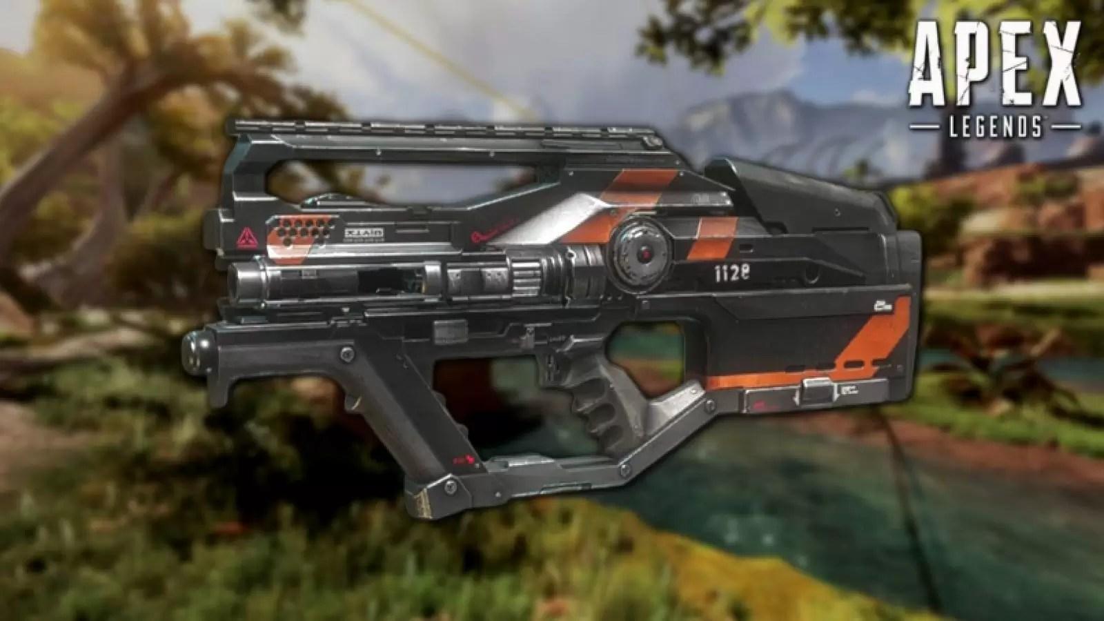 Novi leak otkriva kako će zvučati novo oružje u Apex Legends
