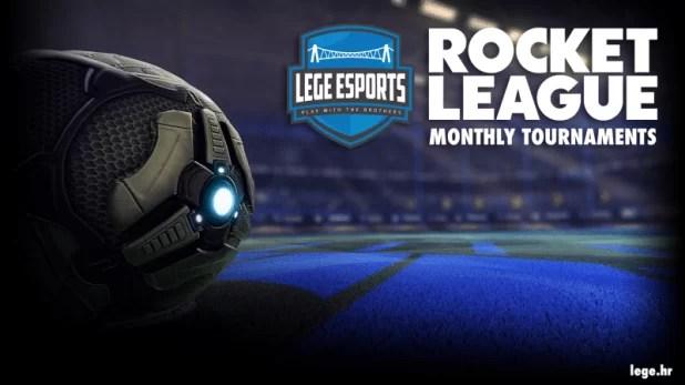 Prijavite se za mesečne FIFA19 i Rocket League turnire
