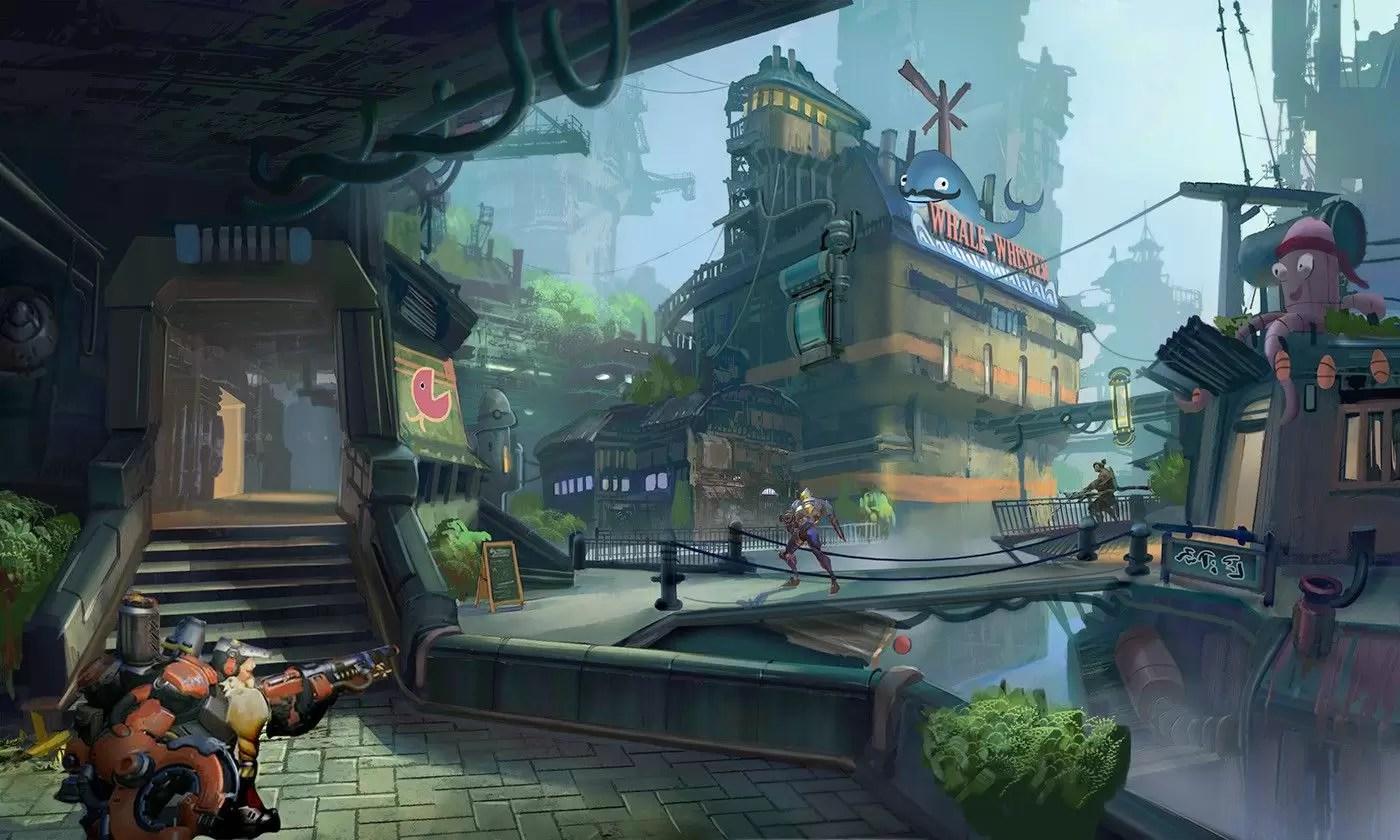 Top 5 najboljih Overwatch mapa