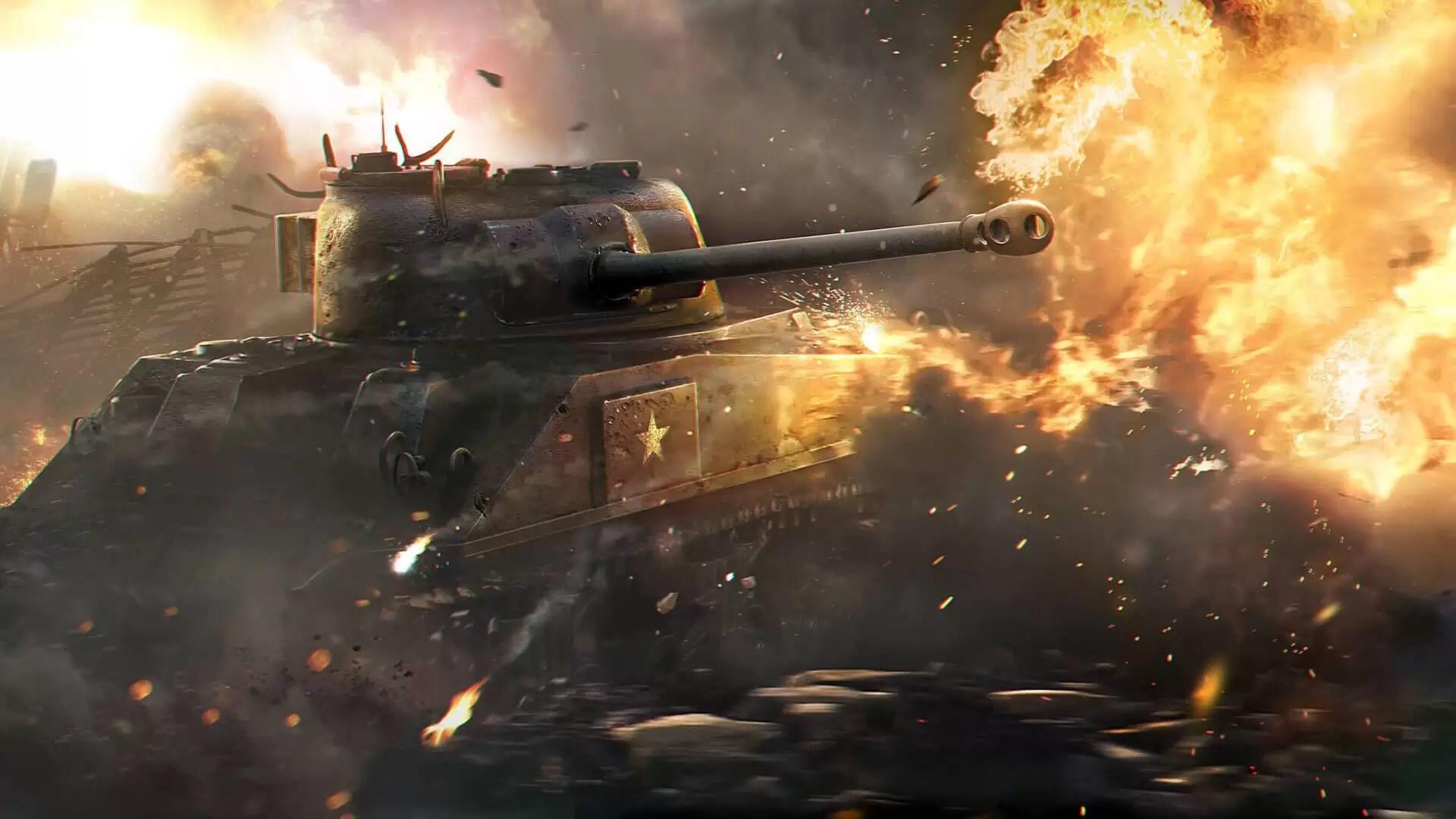 World of Tanks dobio bitke ogromnih razmera