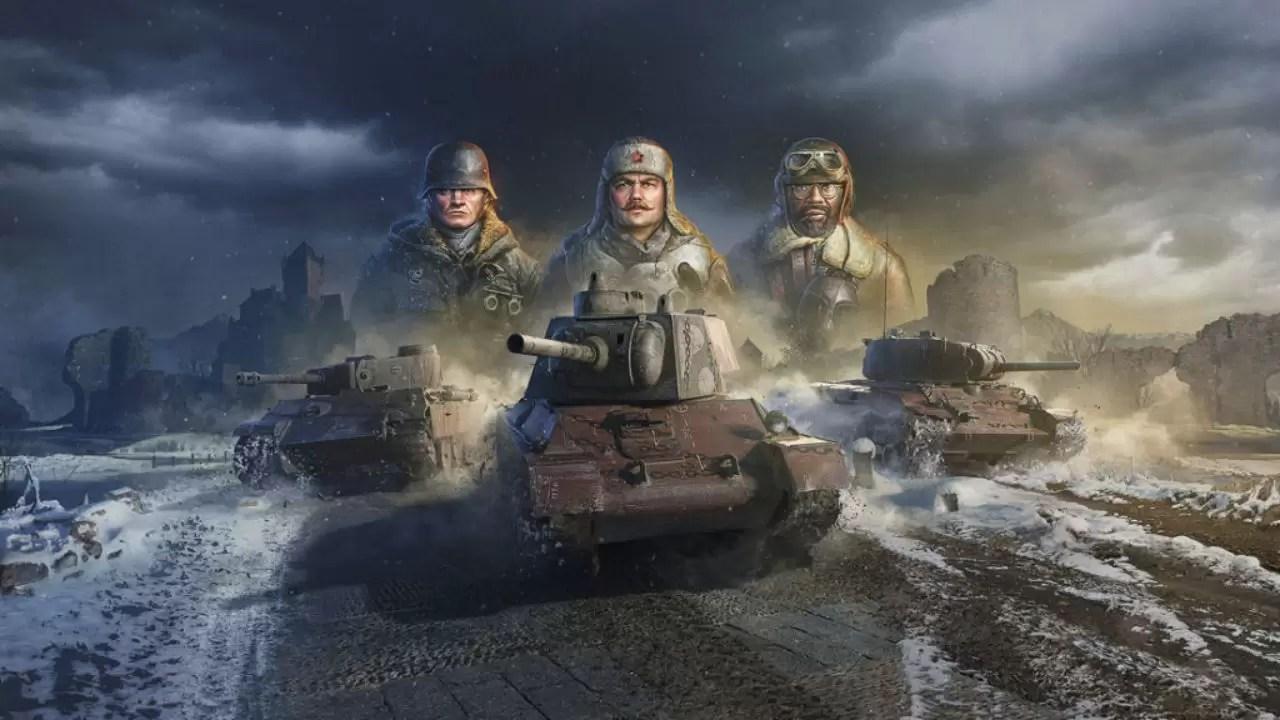 Battle Royale stigao u World of tanks – Steel Hunt!