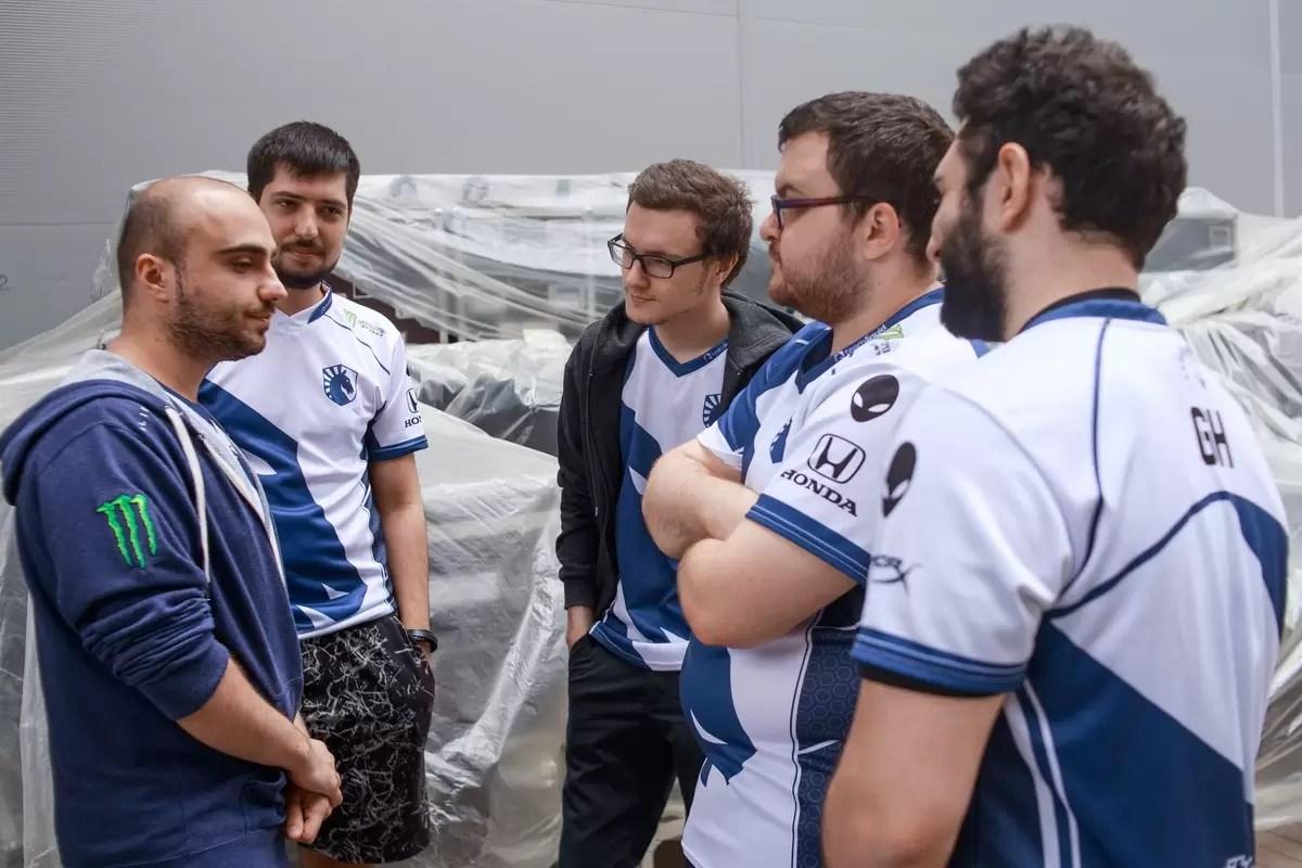 Team Liquid se razišao sa svojom Dota 2 ekipom