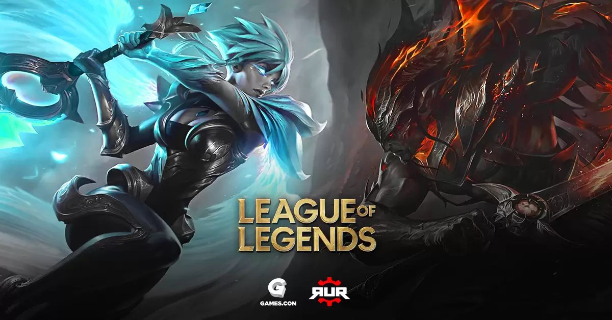 RUR League of Legends 1v1 turnir, Games.con 2019