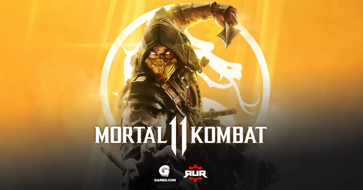 RUR Mortal Kombat 11 turnir, Games.con 2019