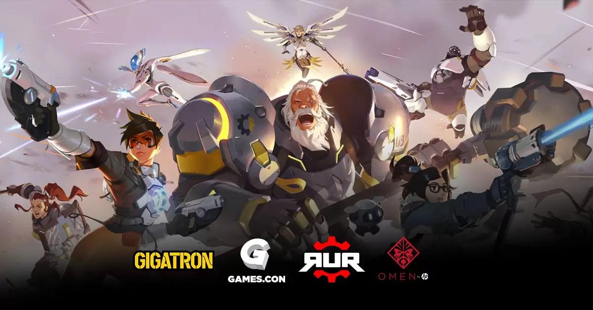 Overwatch turnir, Games.com 2019