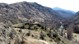 Holy Salvation, Chebren Monastery