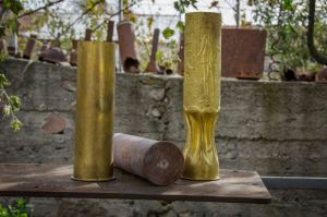 WW1 Memorabilia in Mariovo region
