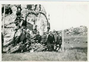 Monument on Dobro Pole