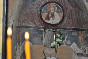 Church Saint Athanasius village Zovikj XVII century