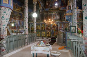 Church Saint Nicholas village Gradeshnica XIX century