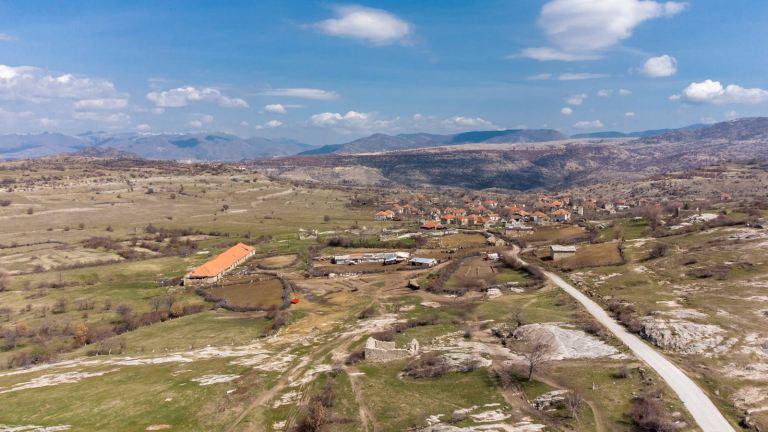 Zovikj village – Mariovo