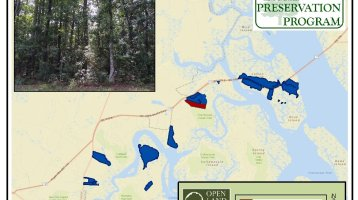 Water Quality Program Continues Protection Efforts in the Chechessee watershed
