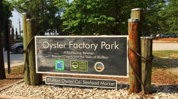Oyster Factory Park is new and improved