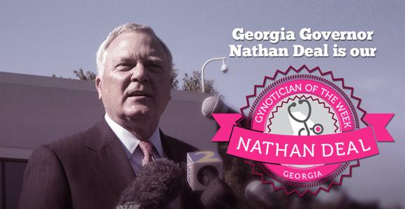 8-9-13-Georgia-Governor-Nathan-Deal-Gynotician-blog