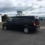 Teesside Airport Mercedes Chauffeur Car