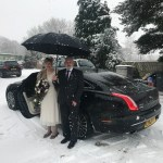 Jaguar XJL Autobiography at The Sun Inn in Normanby
