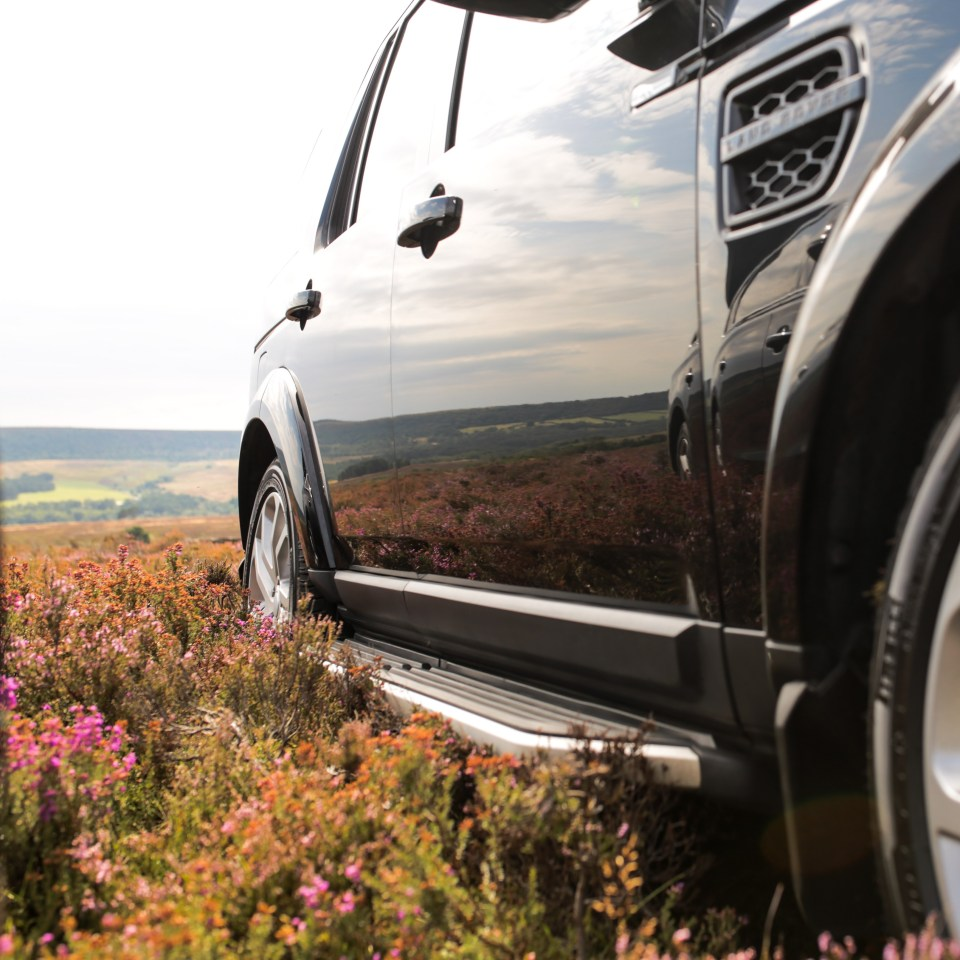 Luxury 4X4 Off Road Travel
