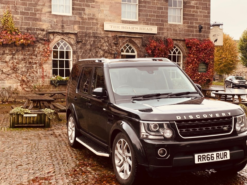 Shooting Chauffeur Services