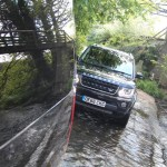 Wading The Ford at Grosmont