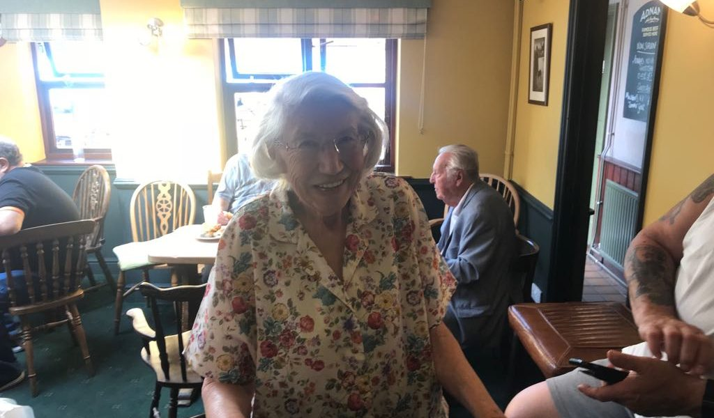 Beryl reveals all about Meet Up Mondays at The Greyhound Pub in Ipswich