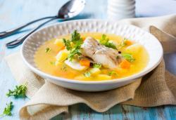 Sopa de peixe à Pescador