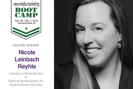 Small business owner and national spokesperson to keynote at upcoming bootcamp