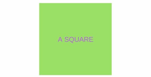 A SQUARE