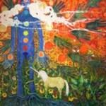Meriel Chakra painting