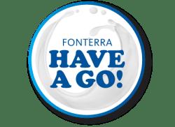 Fonterra Have a Go Logo